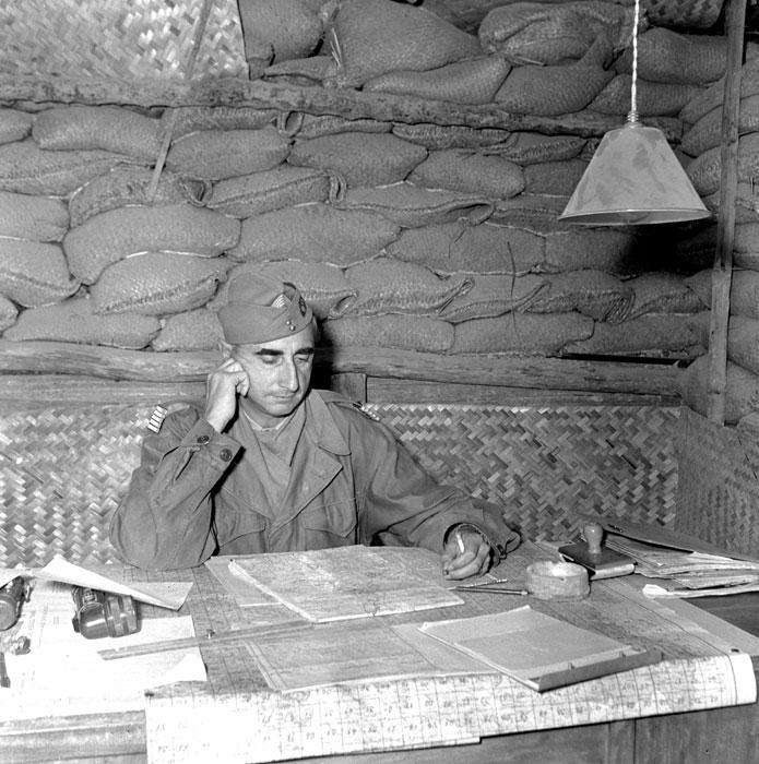 Кастри в ДБФ март 1954 Д Камю Ж Перо