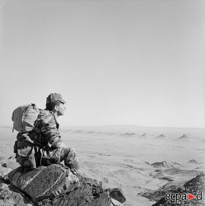 Солдат отряда Кобра июль 1961 А Сме