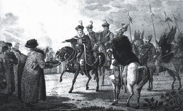 Дмитрий самозванец 1830 гр Вейс2