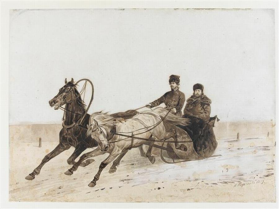 2 Готье Теофиль 1859 П А Ришбур ор Сверчков Институт Франции