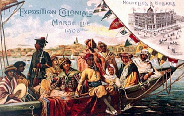 Колониальная выставка 1906 4