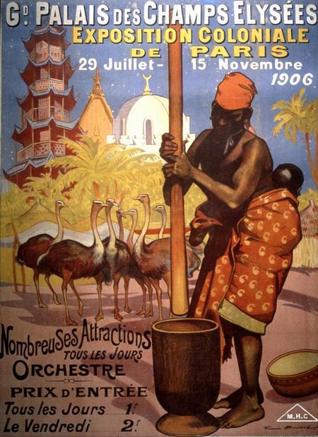 Колониальная выставка 1906 5