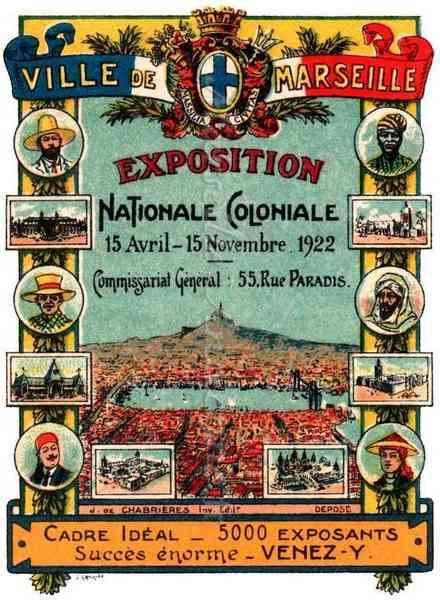 Колониальная выставка 1922 2