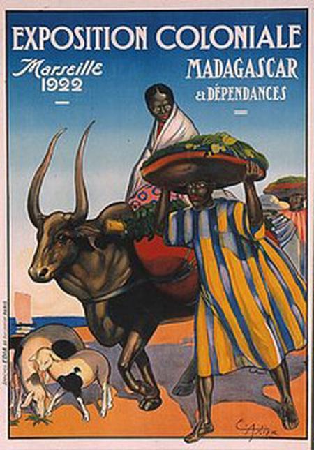 Колониальная выставка 1922 3