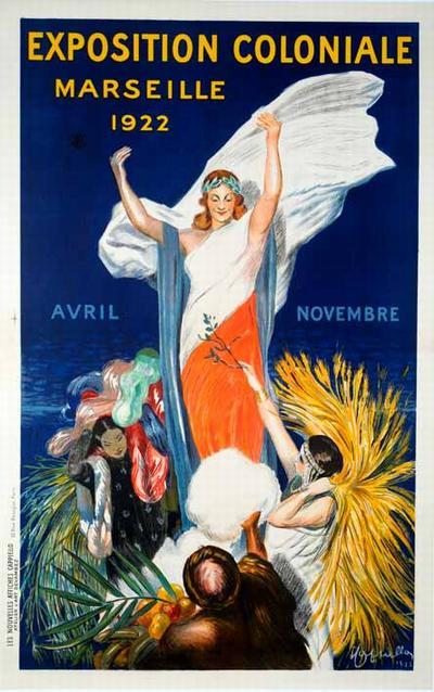 Колониальная выставка 1922 4