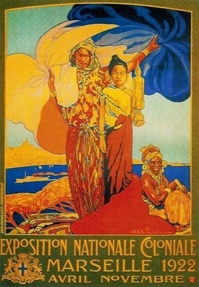 Колониальная выставка 1922 5