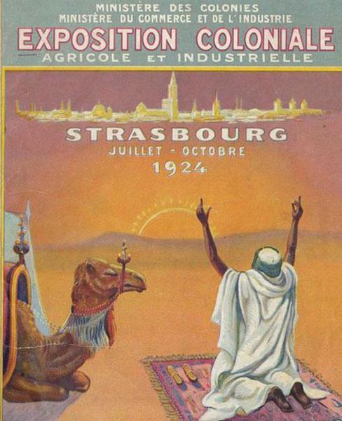 Колониальная выставка 1924