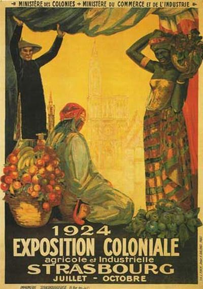 Колониальная выставка 1924 3