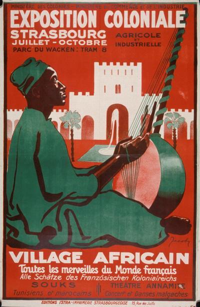 Колониальная выставка 1924 4
