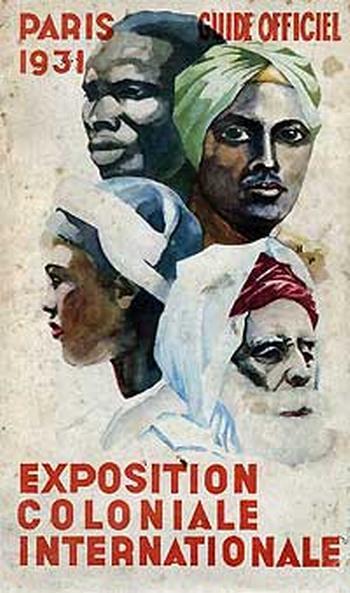 Колониальная выставка 1931 3