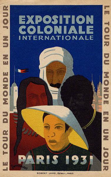 Колониальная выставка 1931 5
