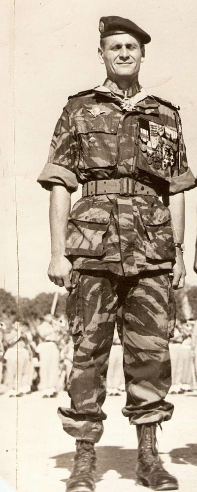 Бизар Ален капитан 1959