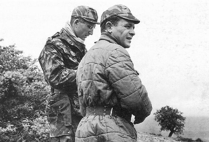 Шабанн капитан 1950-е