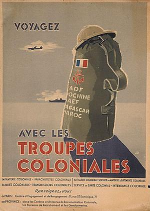 09 Путешествуйте с колониальными войсками