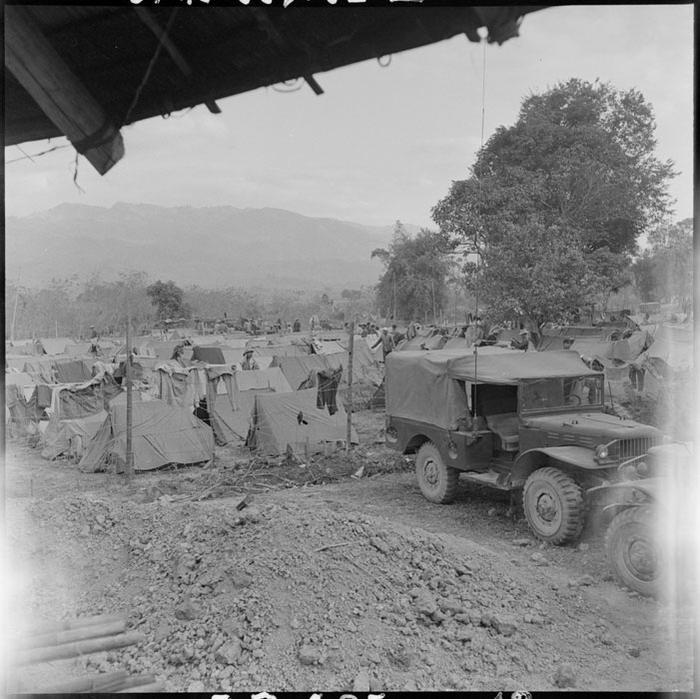 Лагерь ПИМов 1954 Дьенбьенфу Жан Перо