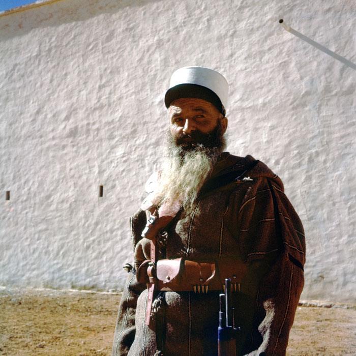 05 Старший капрал в форте Флаттер фер 1958 Жерар Додю