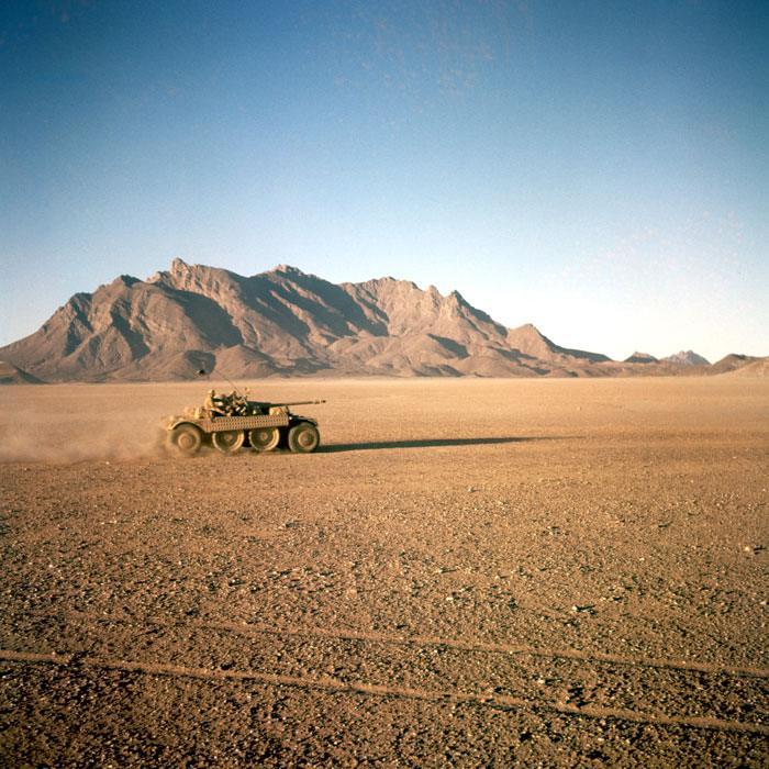07 Развед пронеавт ИЛ в пустыне фев 1958 Жерар Додю