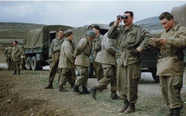 1 пдп на операции 1955