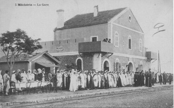 Мешерия вокзал