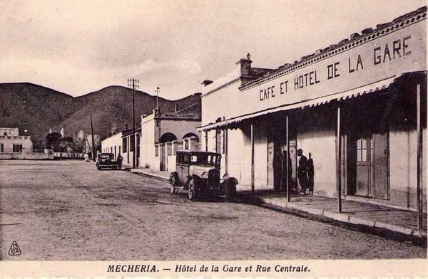 Мешерия отель и центр улица