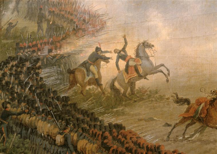 Битва при Маренго 1801 Луи Франсуа Лежен Версаль