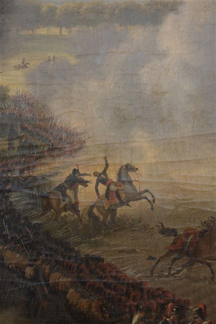 Битва при Маренго 1801 Луи Франсуа Лежен Версаль2