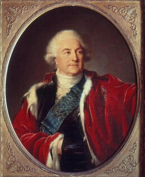 Станислав 2 Понятовский Станислав Август  1795 1796 Виже-Лебрен Версаль