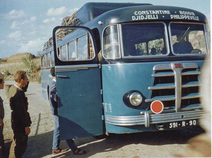 Междугородный автобус 1959 Люсьен Джэксон