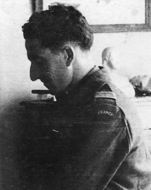 Оссарес Поль 1944 июнь Алжир