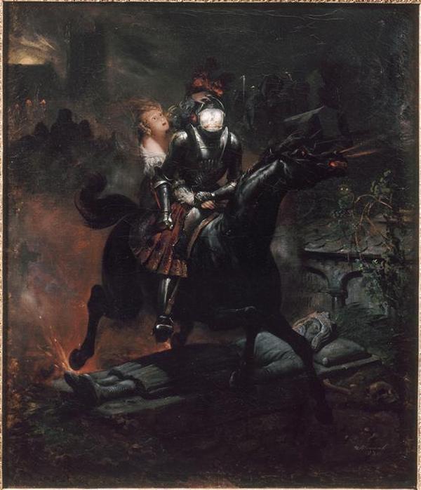 Баллада о Леноре 1839 О верне Муз Из Ис Нант