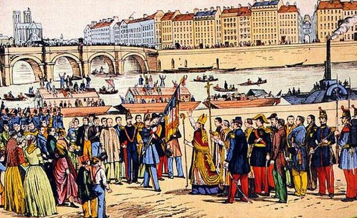 01 Отправление колонов в Алжир 8 окт 1848 2