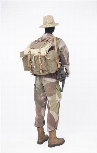 солдат 2 бат 1 гусарского парашютного полка 1953 муз арм2