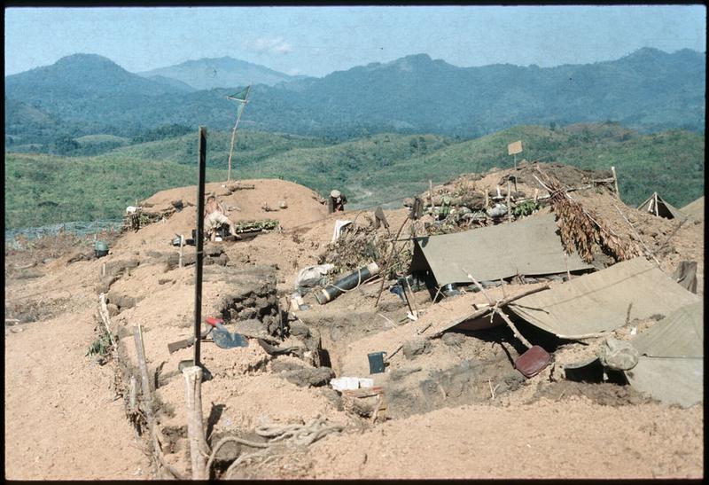 Лагерь в ДБФ после оп кастор нояб 1953 А Мошан