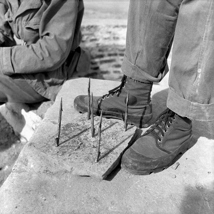 Ловушка Вьетминя сент 1953 П Феррари