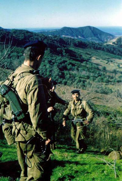 14 пар дес порлк 1957 Алжир