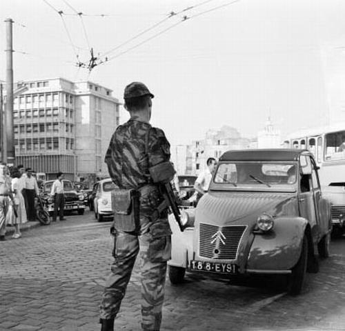 3 ПКП в Касбе 29 июля 1957