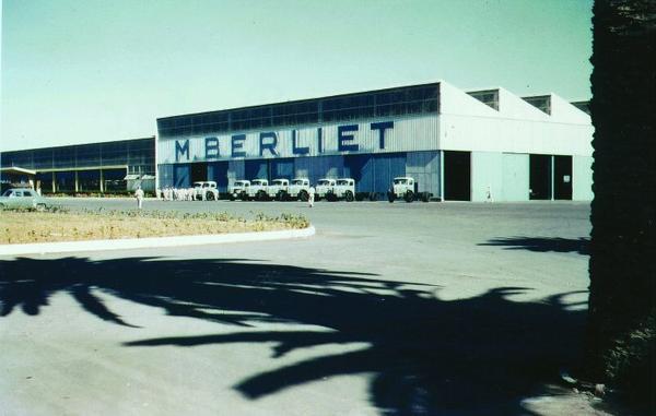 Завод Берлие в Руибе 29 06 1959 М Кольман