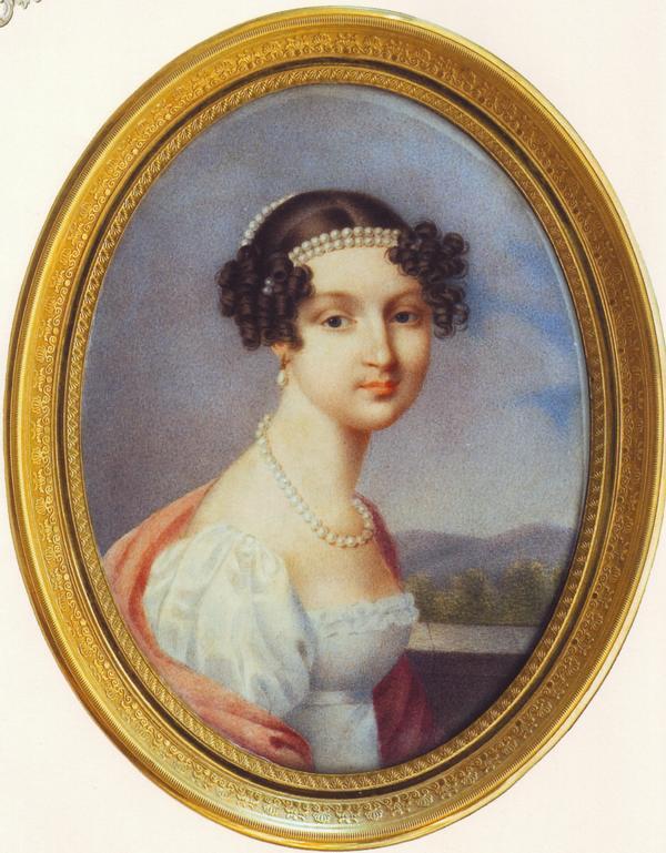 Анна Павл 1817 Беннер частн