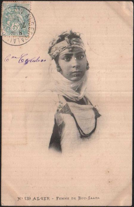 Женщина из Бу-Саада