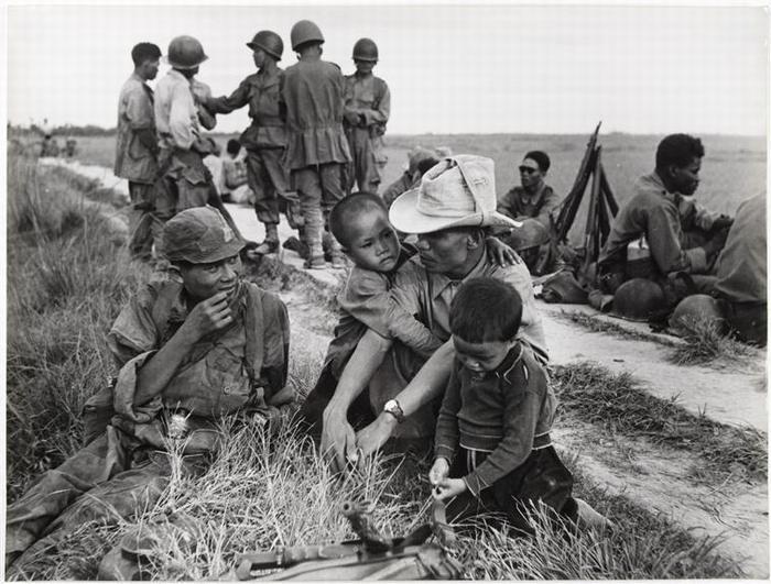 Солдаты 8 уд пар бат 30 сент 1953 П Феррари Муз арм