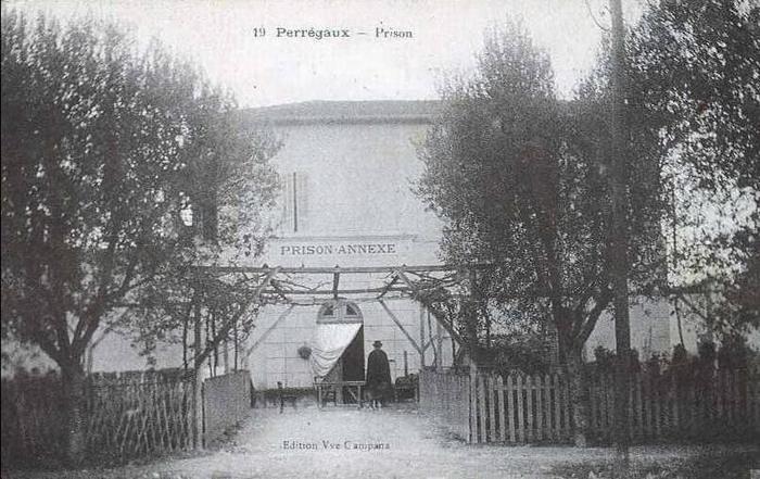 07 Перрего Тюрьма