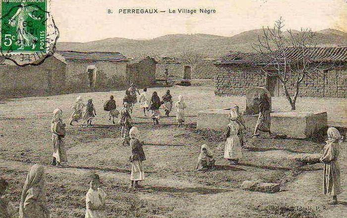 38 Перрего Негритянская деревня3