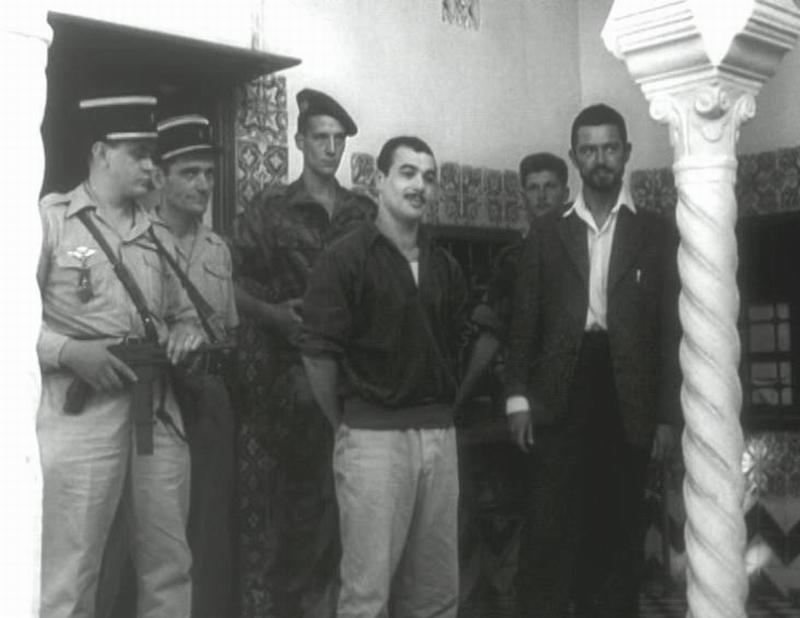 Арест Ясефа Саади