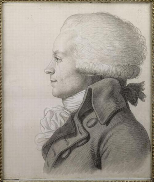 Робеспьер 1790-е фр шк Версаль