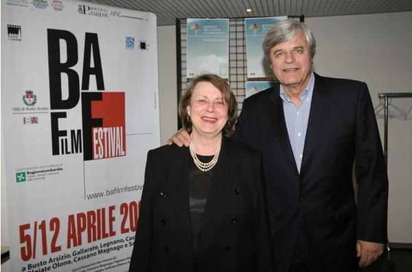 Sorel с женой  март 2012