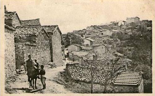 Кабильская деревня2