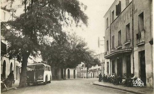 Форт Насьональ Гл улица