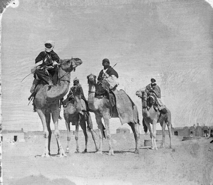 Туреги 1900 1903