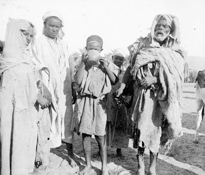 Схарах. Дети и водонос 1900 1903