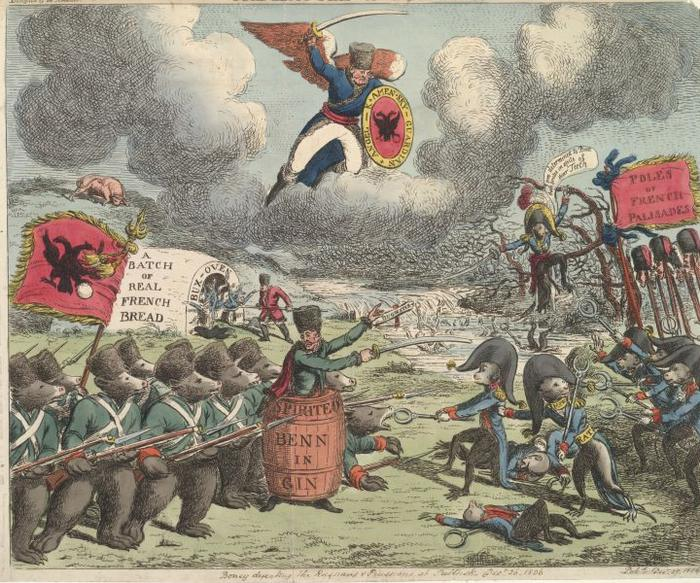 01 Битва при Пултуске 1806 бр
